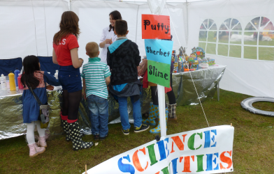 Culham Science Centre Family Fun Day
