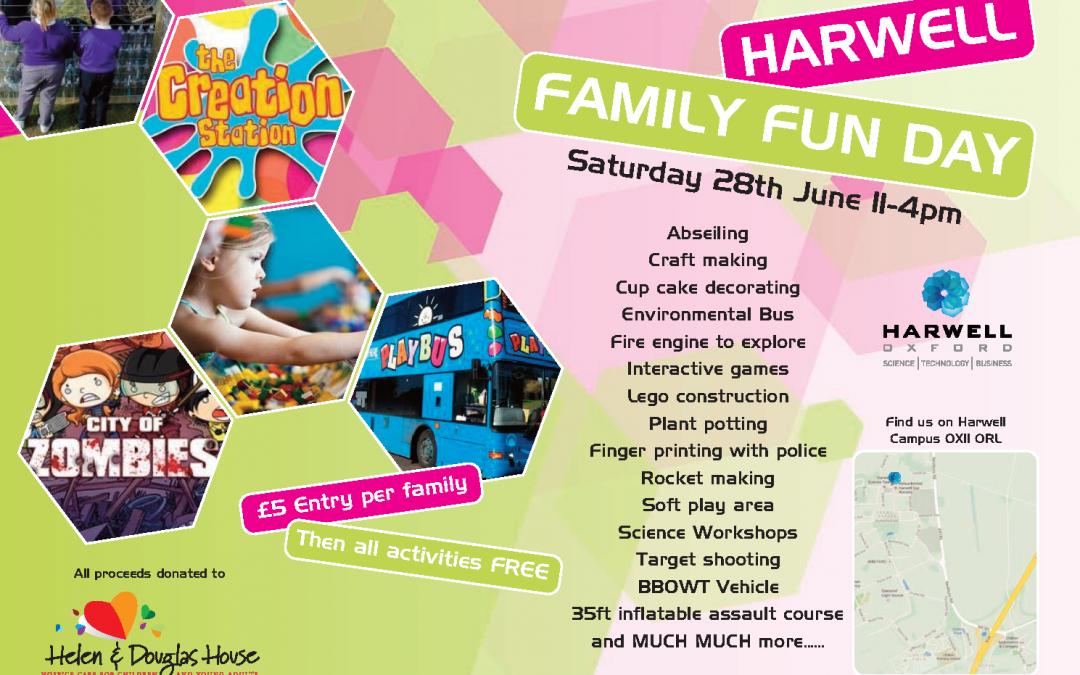 Harwell Family Fun Day