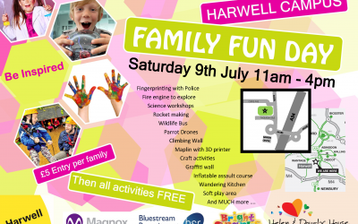Harwell Family Fun Day