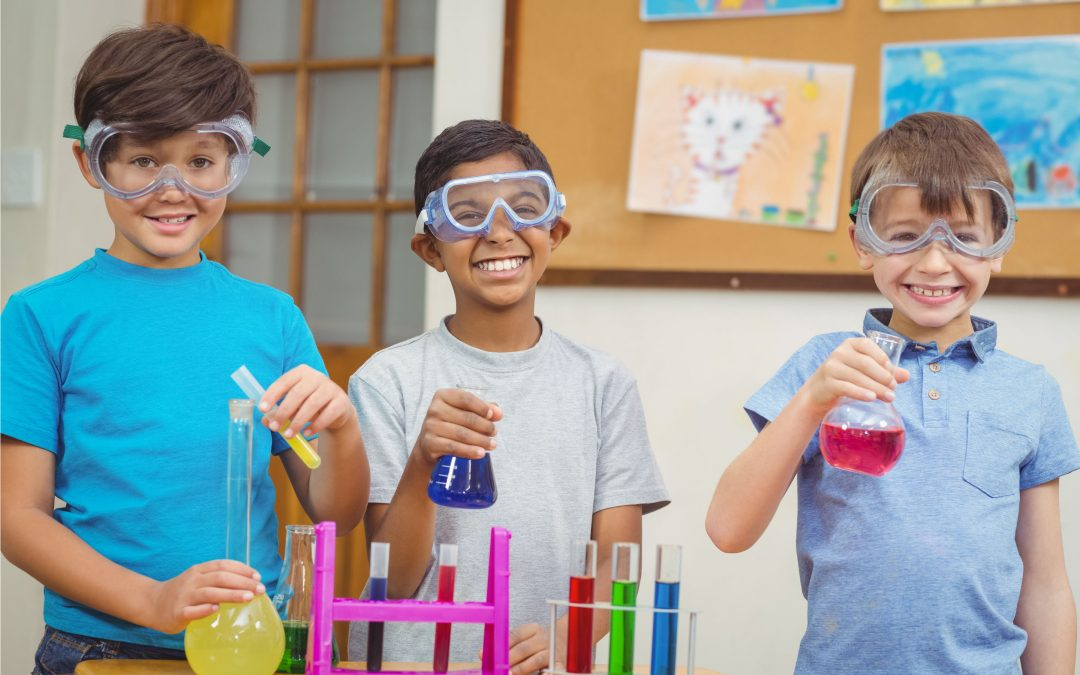 Summer Science Holiday Camp – Wantage