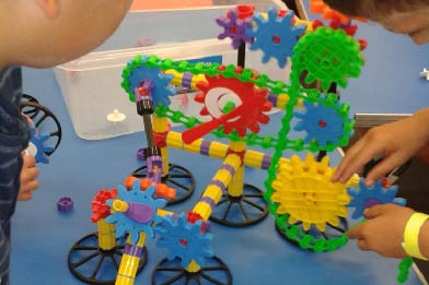 Elementary Engineering & Mad Mechanics Workshop