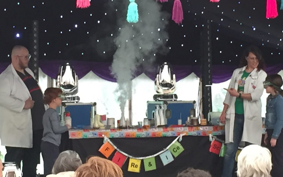 Science Shows for Dorchester Festival