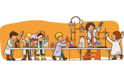 October Science Holiday Camp – Winchester Science Centre