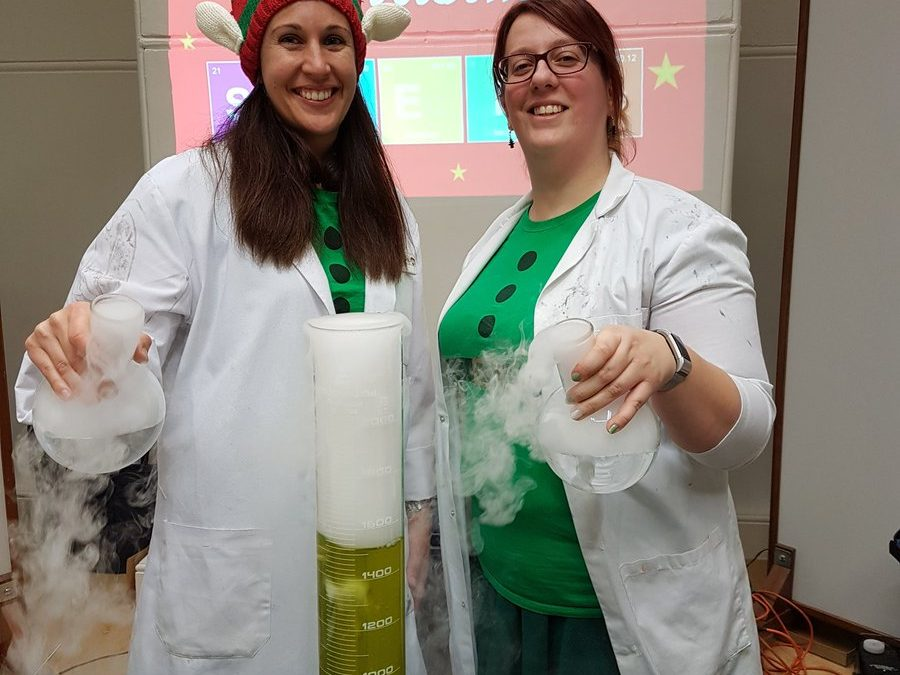 12 days of Christmas Science Show – Bucks County Museum