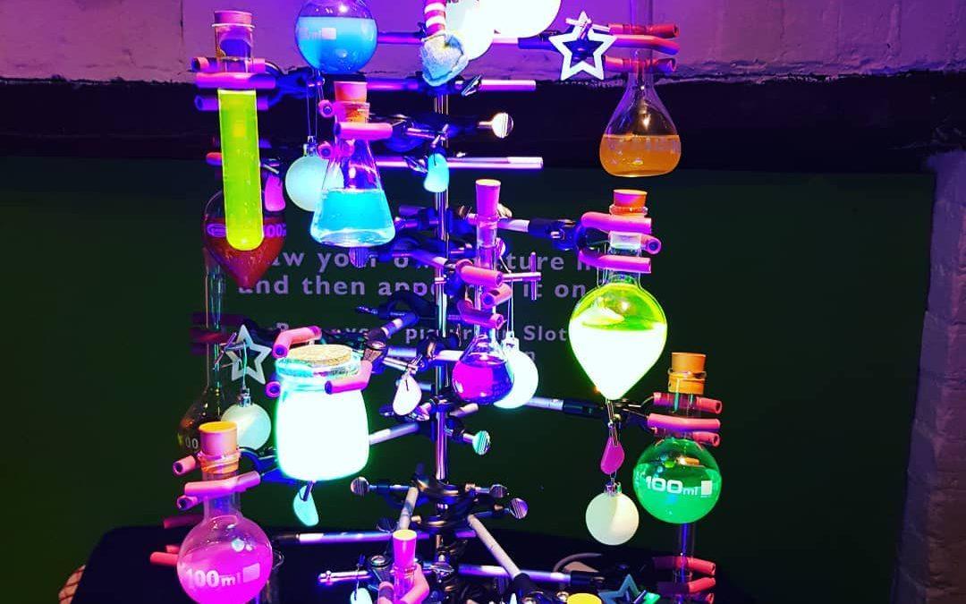 Santa's Science Experience – Bucks County Museum