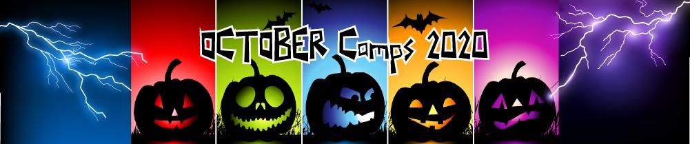 October camps- header